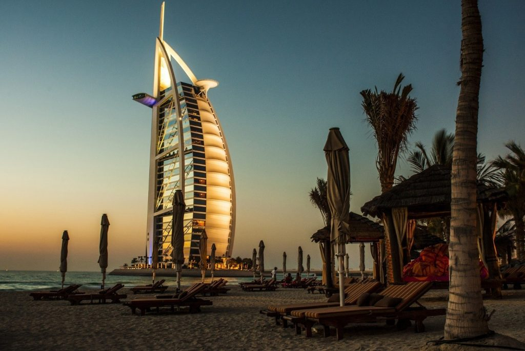 5 Best Luxury Hotels in Dubai