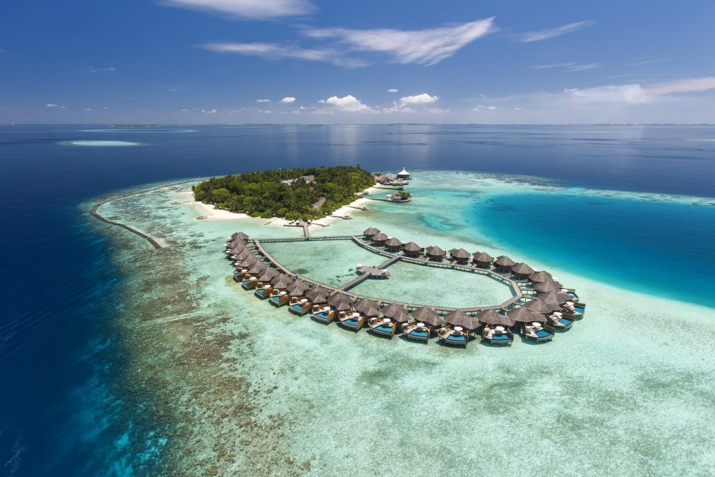 Baros Maldives Water Bungalows