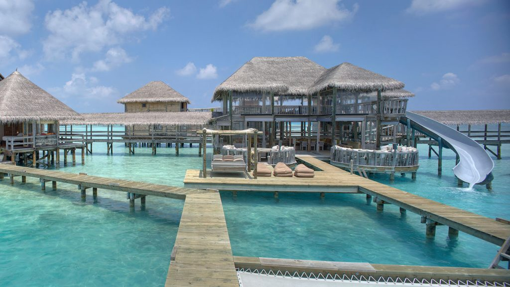 Gili Lankanfushi Maldives​ Resort
