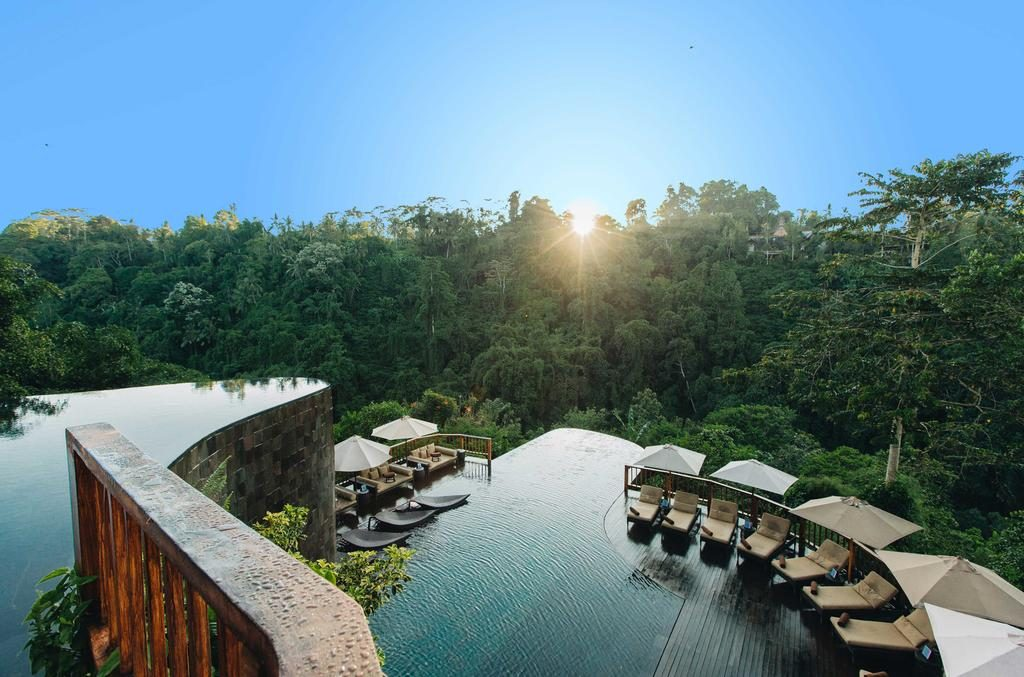 5 Beautiful Jungle Lodges Bali