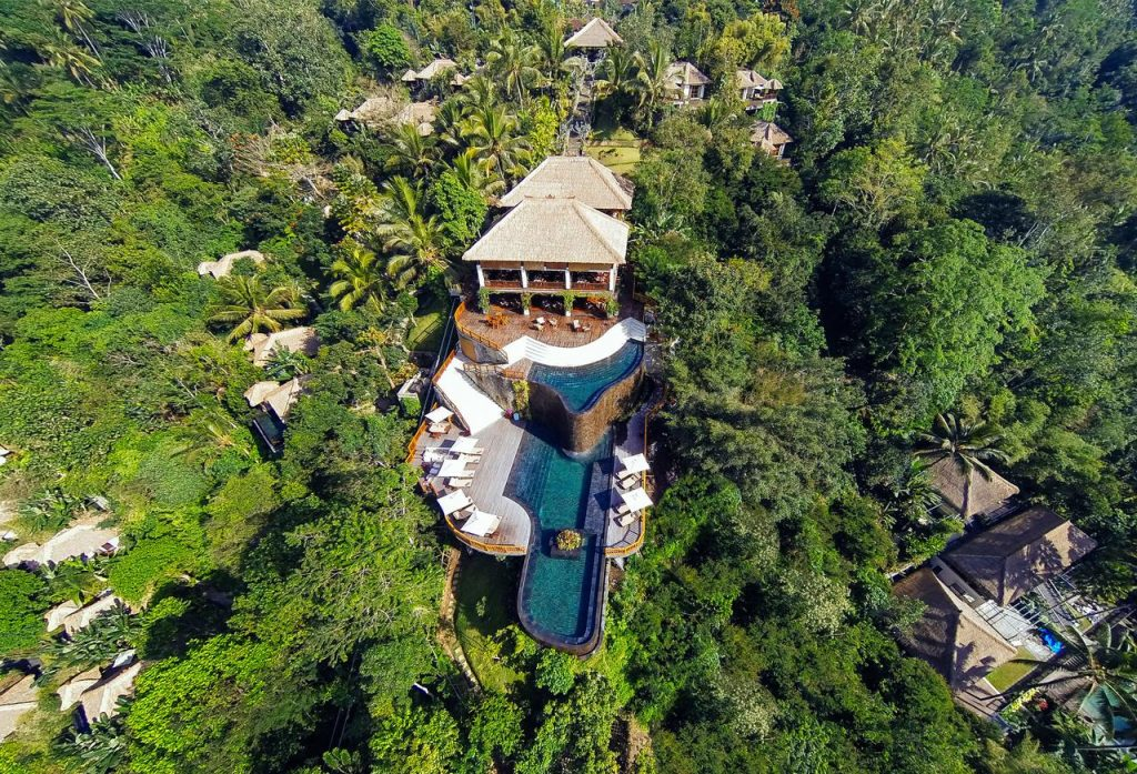 Jungle Resort Hanging Gardens of Bali Ubud Indonesia