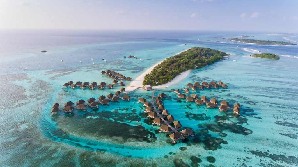 5 Incredible Water Bungalows, Maldives