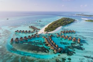 5 Incredible Water Bungalows, Maldives