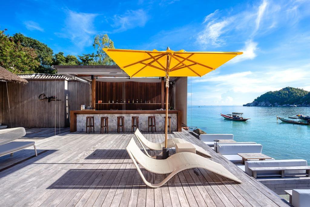 Haad Tien Beach Club Ko Tao