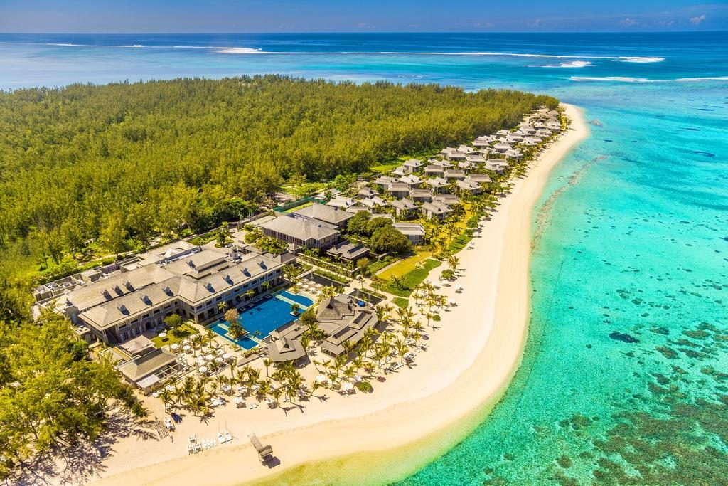 Luxury Hotel The St Regis Mauritius Resort​