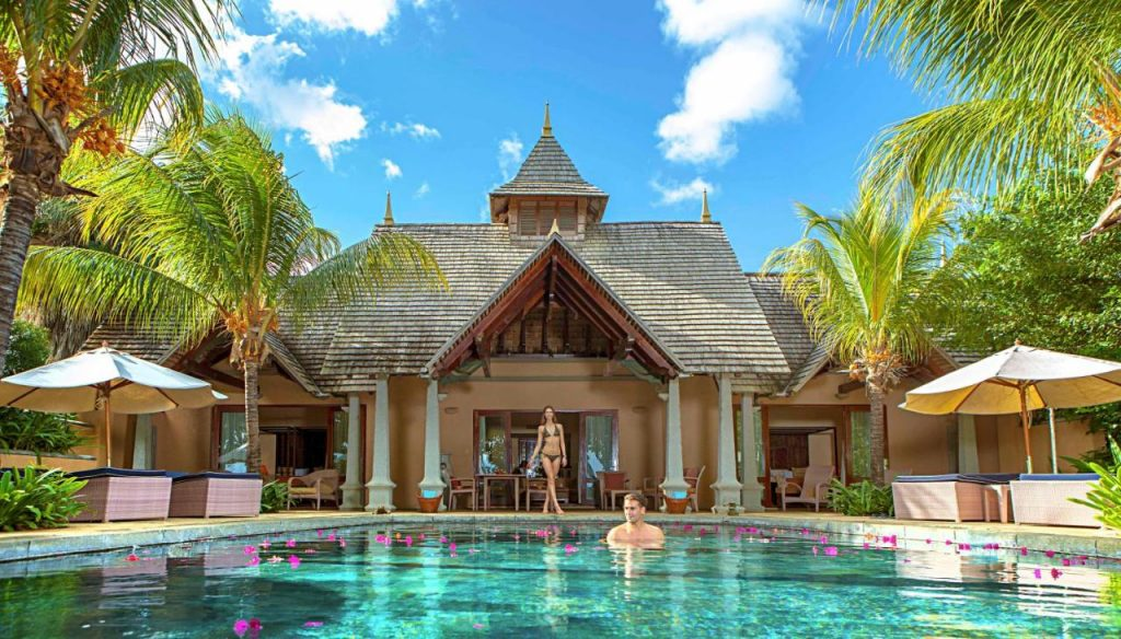 5 Best Luxury Hotels in Mauritius