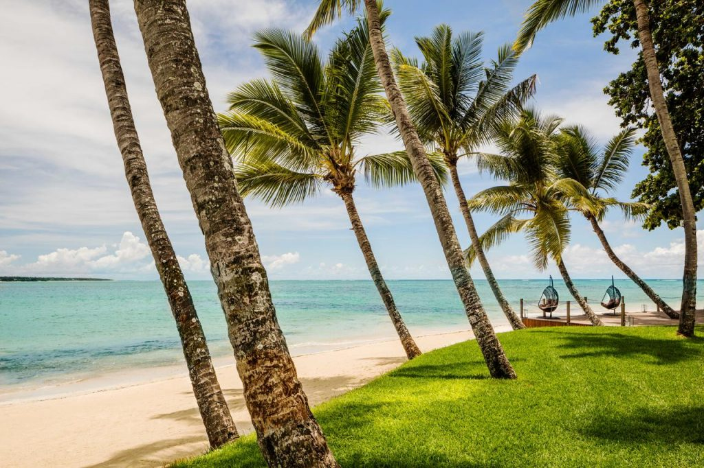 Luxury hotel One and Only Le Saint Géran​ Mauritius