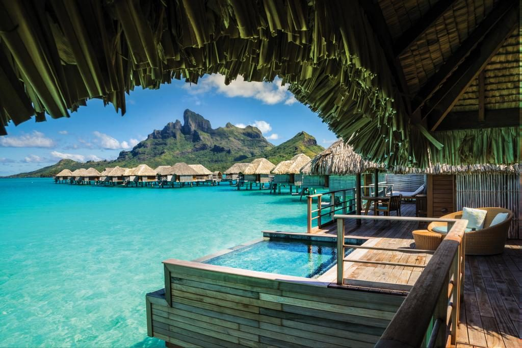 The Four Seasons Resort Bora Bora