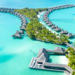 The St. Regis best over water bungalows
