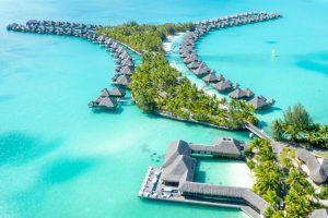 4 Most Beautiful Water Bungalows in Bora Bora