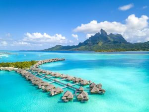 The St. Regis Bora Bora Resort_water bungalows