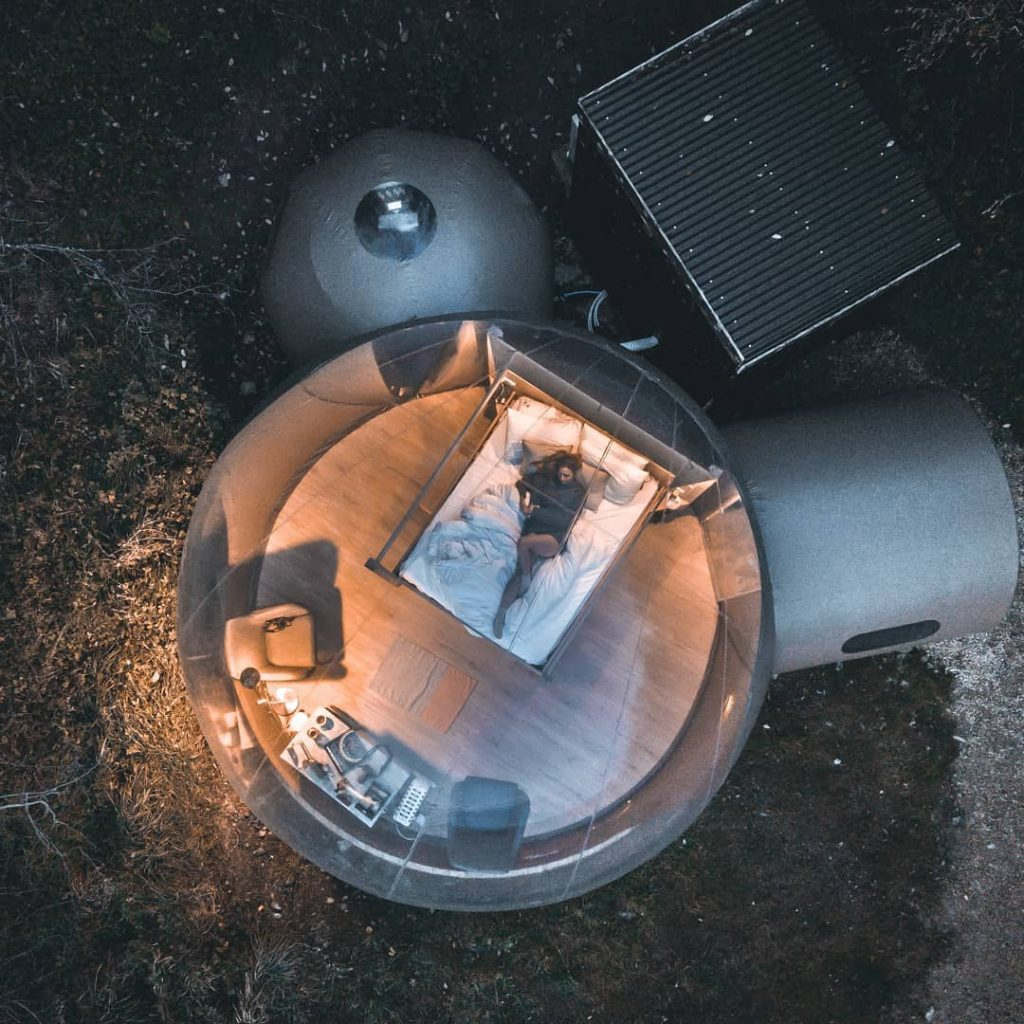 5 Bubble Hotels With A Fantastic Star View