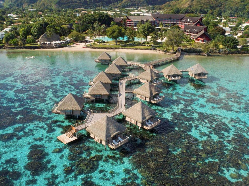 Tahiti la Ora Beach Resort​
