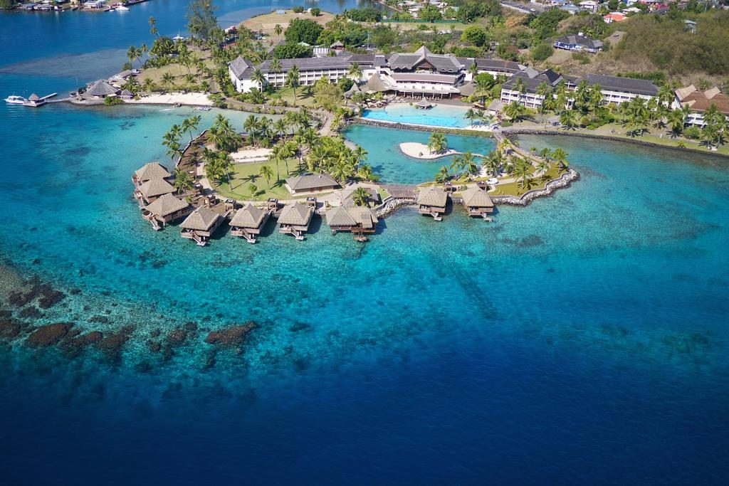 The Intercontinental Tahiti Resort and Spa​