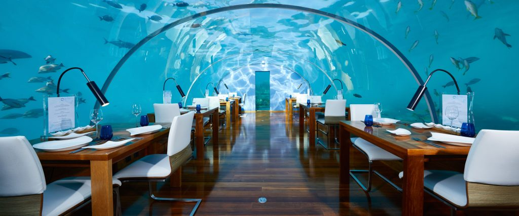 The Muraka Maldives Underwater hotel