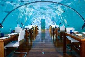 5 Fascinating Underwater Hotels