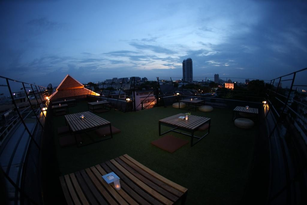 Jam best Hostels Bangkok