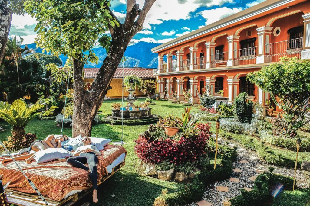10 Best Hostels in Antigua (Guatemala)
