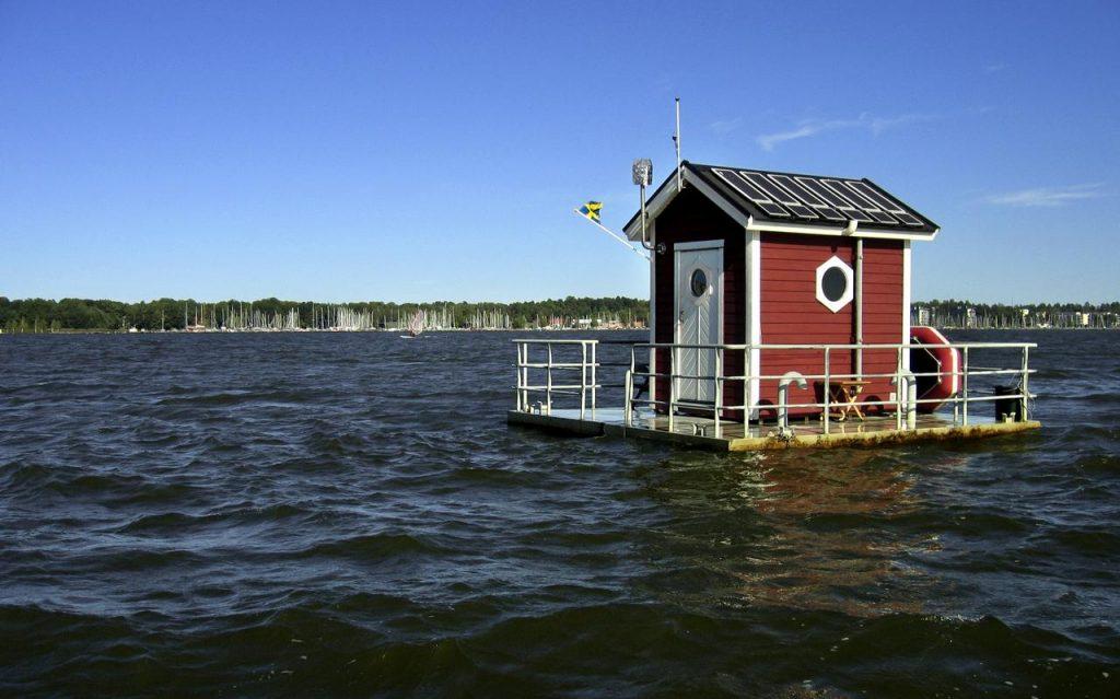 Utter Inn Hotel, Vasteras, Sweden Underwater hotel