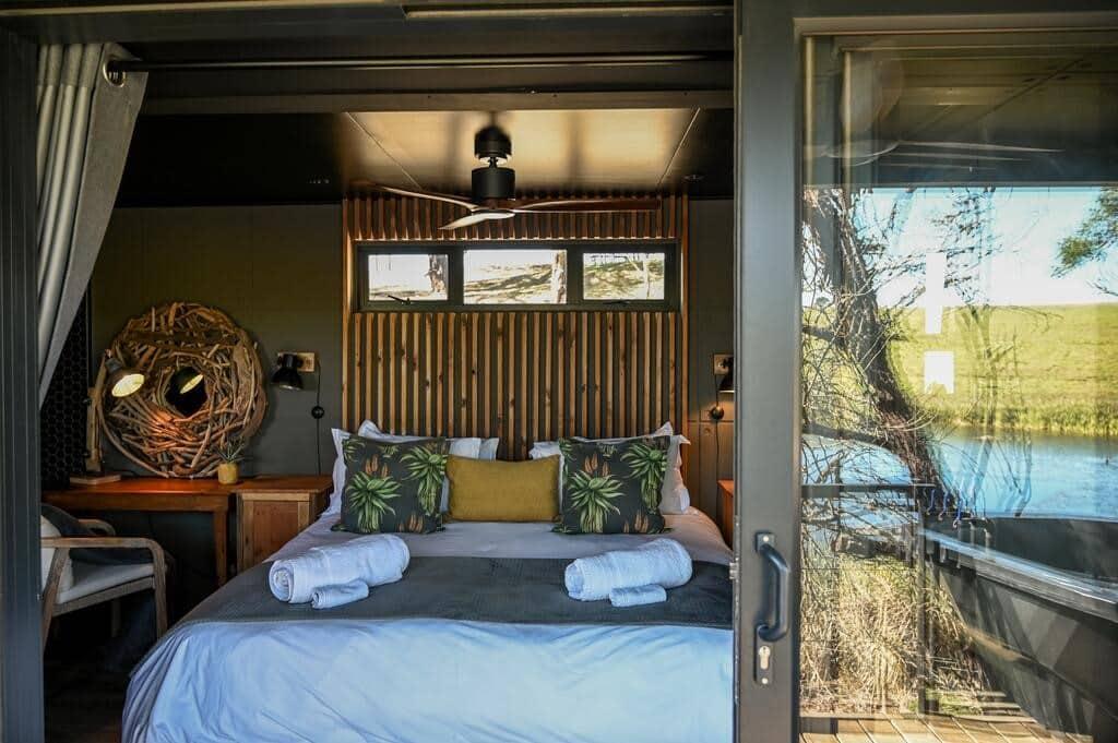 Buff & Fellow Eco Cabins