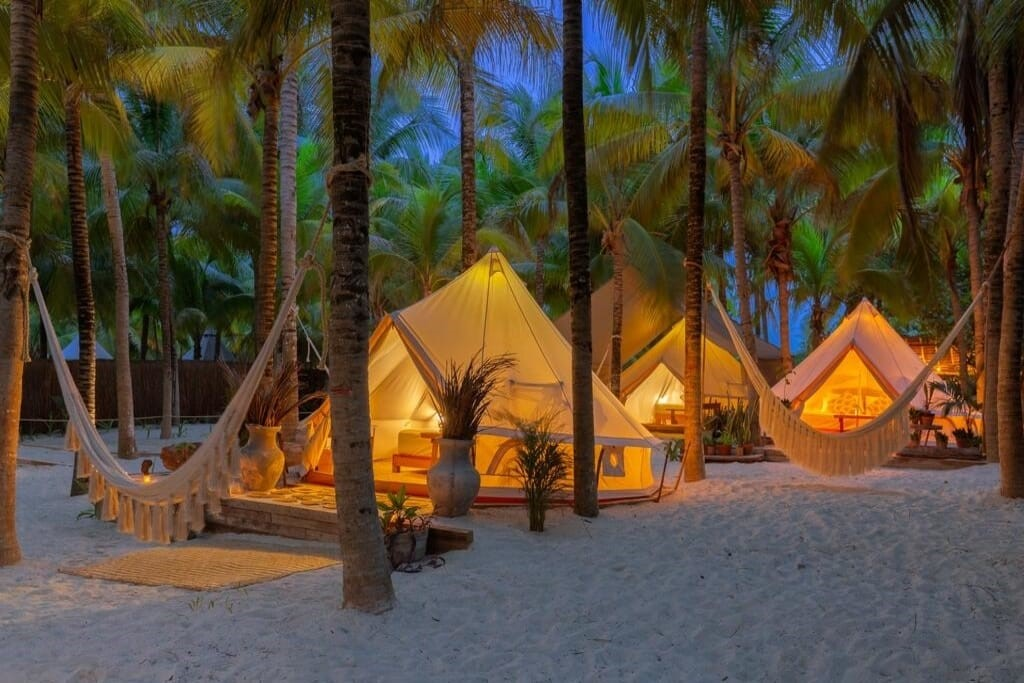 Glamping Mexico | 8 Best Upscale Camping Destinations