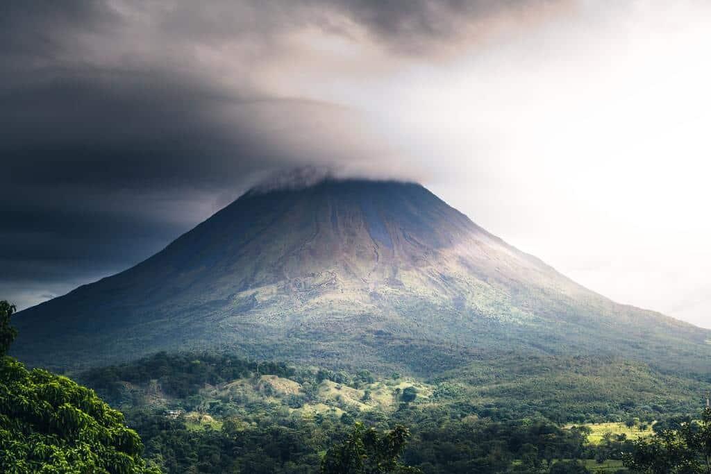Costa-rica-volcano-landscape