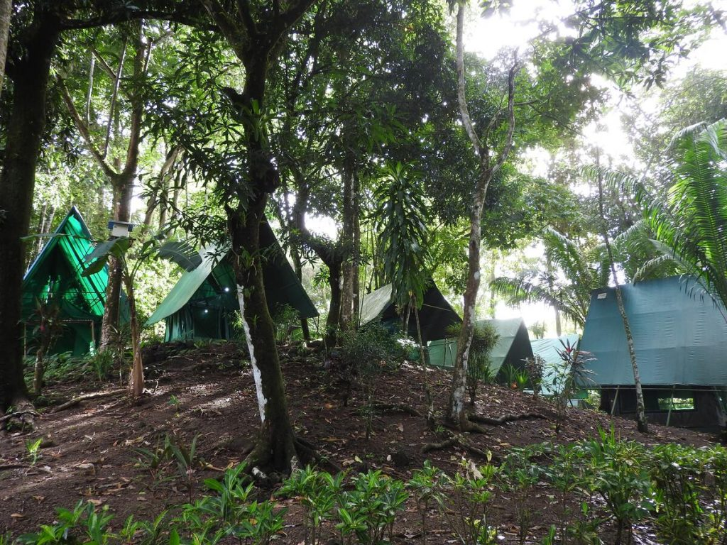 Corcovado Adventures Tent Camp - Yurts in Costa Rica