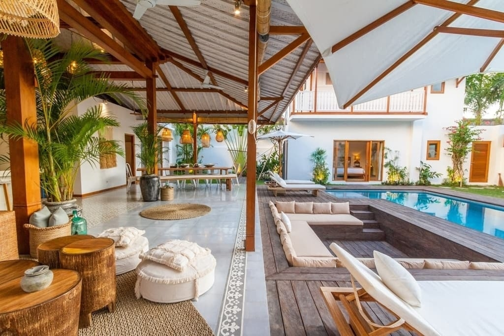 Bungalows Bali