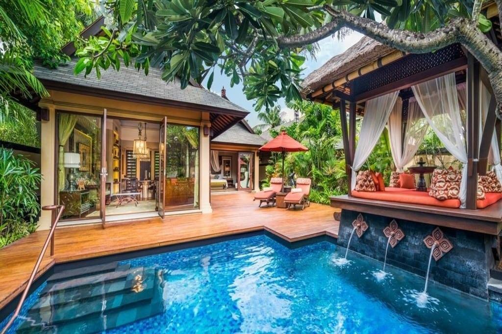The _St. Regis_Bali_Resort